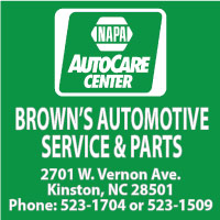 Brown's Automotive Services and Parts